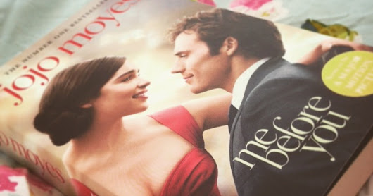 Review: Me Before You - Jojo Moyes
