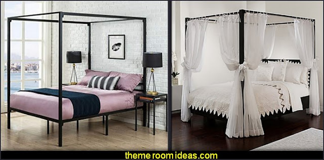 Decorating theme bedrooms maries manor - Canopy bed ideas for adults ...