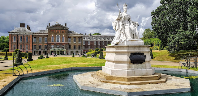 Kensington Palace and Queen Victoria