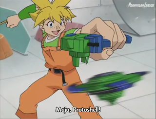 Download B-Shoot Beyblade Episode 03 Subtitle Indonesia