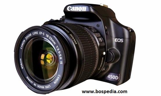Harga Dan Spesifikasi Kamera Dslr Canon 450d Bospedia