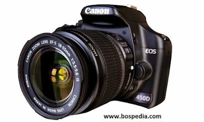 Harga dan Spesifikasi Kamera Dslr Canon 450D Terbaru 2016