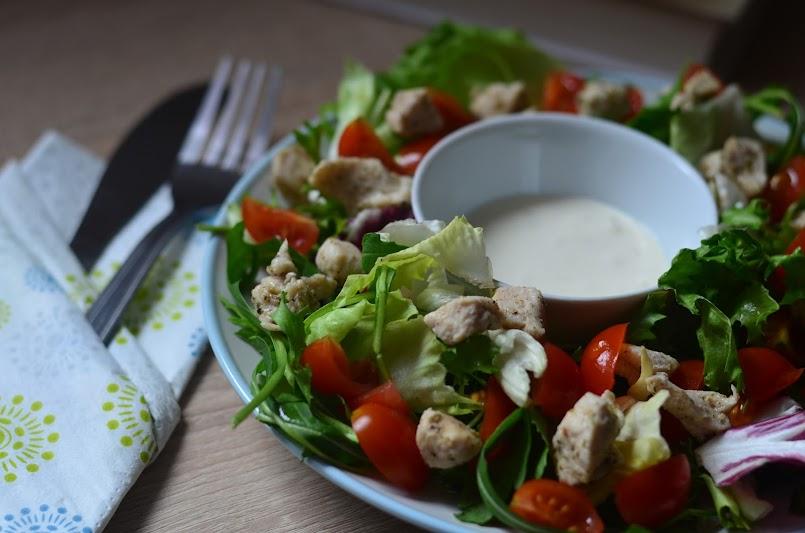 Kuchenne rewolucje: zielono mi czyli mieszanka sałat w roli głównej ♥