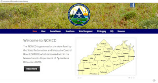 Norfolk County Mosquito Control District - Arial application begins April 9