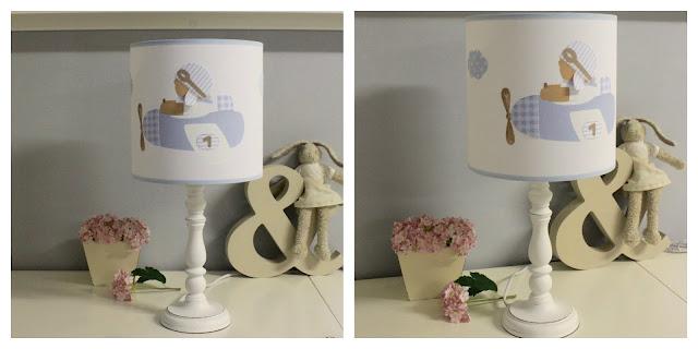iluminación-habitaciones-infantile-lámparas