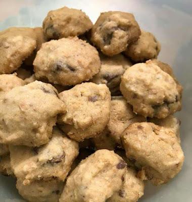 Resepi Biskut Rangup Cadbury Kesukaan Anak-Anak