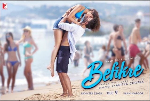 BEFIKRE FULL MOVIE DOWNLOAD HD uTORRENT 720P SONGS, COLLECTION, HIT OR FLOP