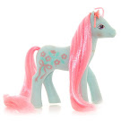 My Little Pony Fancy Flower Year Seven Sweetheart Sister Ponies G1 Pony