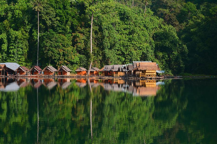 tajlandia dżungla