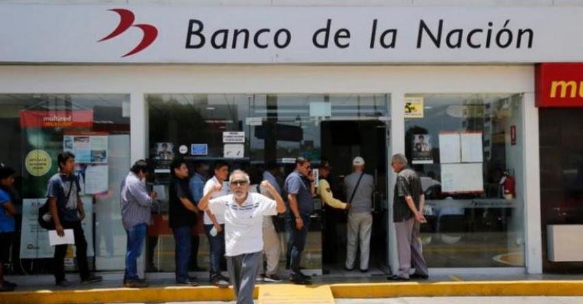 Banco de la Nación atenderá más de 200 agencias este martes 2 de enero - www.bn.com.pe