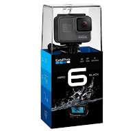 Kredit GoPro Hero 6 Black