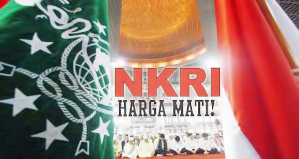Membela Pancasila dan NKRI, NU Dituduh Kafir