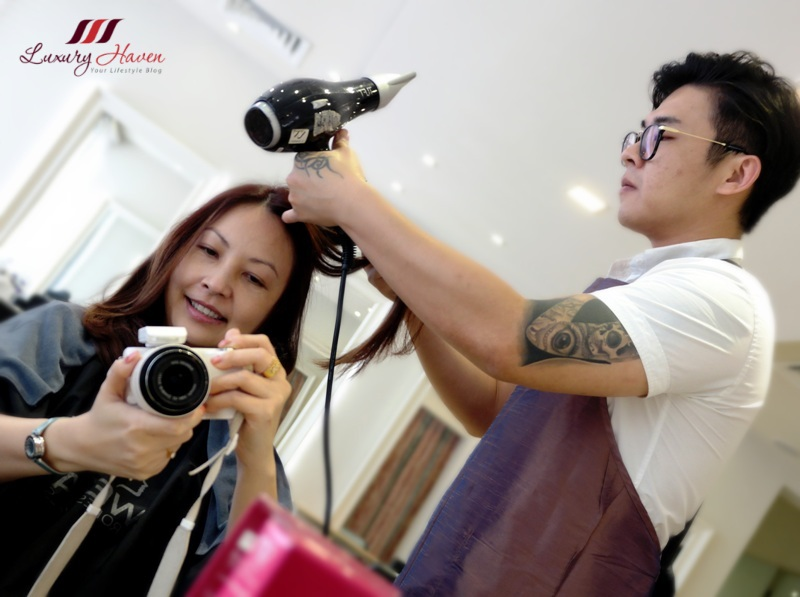 singapore top hair salons in orchard road