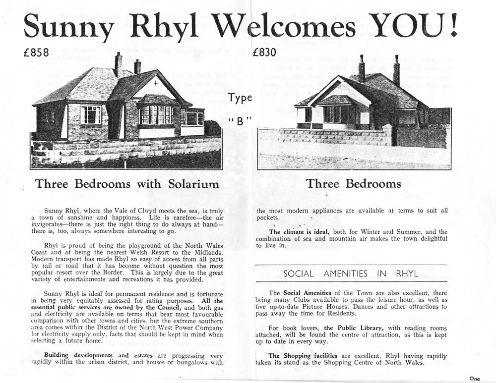 Rhyl dating site