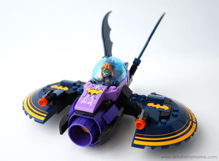 LEGO DC Superhero Girls Batgirl Batjet Chase and Free Printable DC Superhero Girls Bookmarks