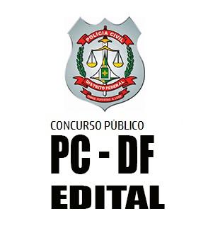 Concurso PC-DF vai oferecer 2.100 vagas de agente e escrivão