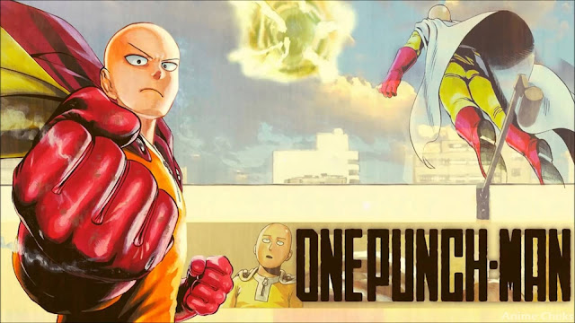 One Punch Man - Anime Cheks
