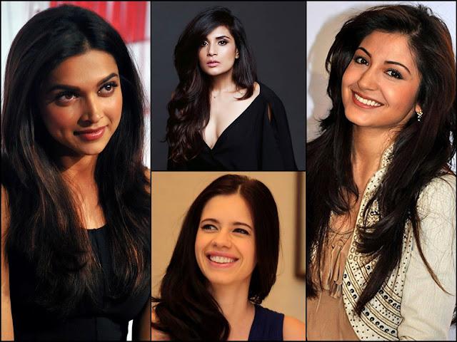 Deepika Padukone , Anushka Sharma , Richa Chadda & Kalki Koechlin