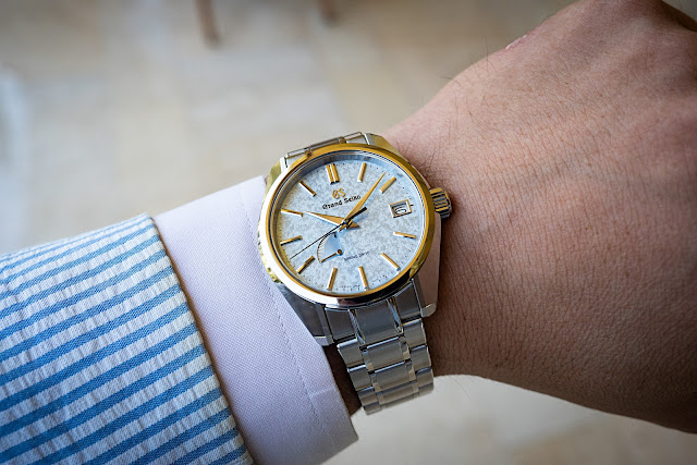 The Grand Seiko Spring Drive U S -Only Limited Editions