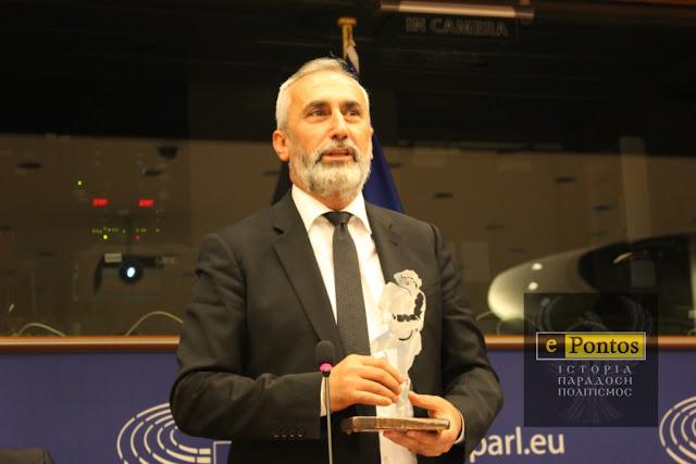 Α. Οσιπίδης: Η προώθηση του Ποντιακού ζητήματος, παραμένει πρώτος στόχος για την Ομοσπονδία Ποντίων Ευρώπης
