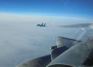 Mirage Prancis dan Sukhoi Rusia