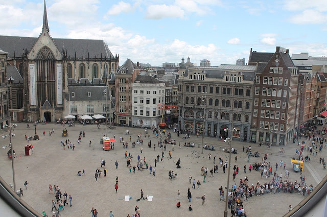 Praça Dam Amsterdã