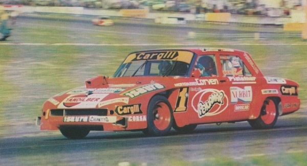 Ford Falcon TC 1989 Pincho Castellano