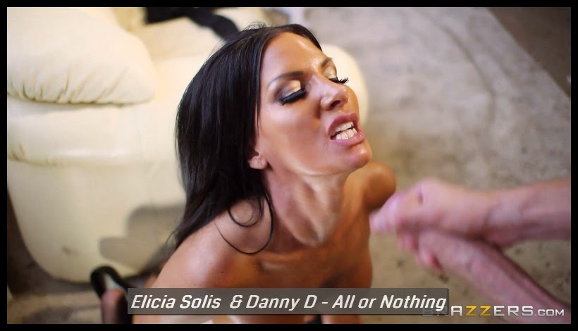 Elicia Solis  & Danny D - All or Nothing