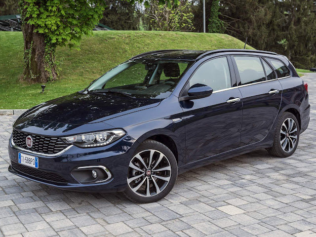 Novo Fiat Tipo SW 2017