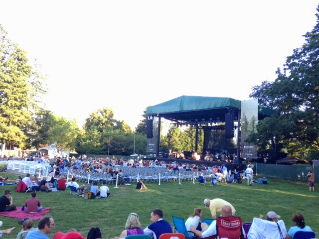 Trinas Page Of Blogginess Steely Dan Concert At Marymoor Park