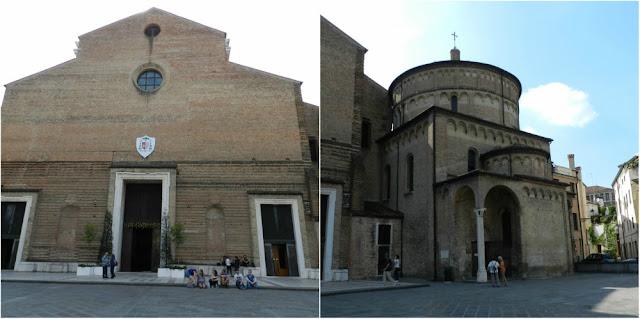 O que fazer em Padova (Pádua) além do Santo Antônio - Duomo e Batistério