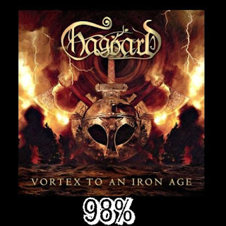 Reviews: Hagbard - Vortex to an Iron Age