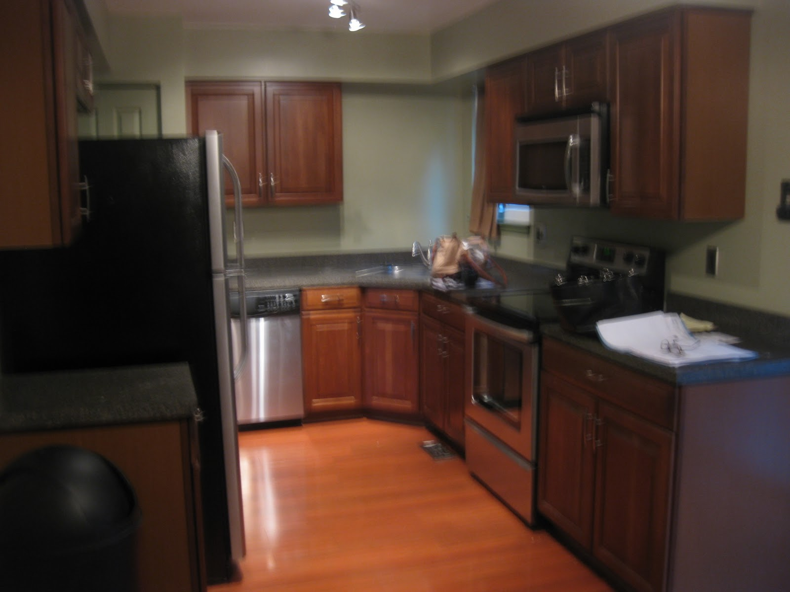 Matching Kitchen Floors And Counters