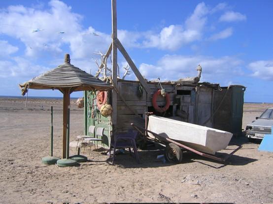 UN LUGAR: Random shack, Fuerteventura, Canary Islands 1