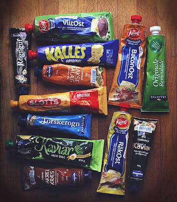 kalles, Kavli, scandinavian packaging, Swedish cuisine