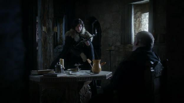 Game of Thrones [1x09] – Baelor - O silêncio dos carneiros