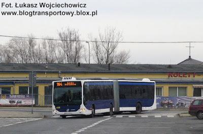 Mercedes Citaro G, MPK Kraków