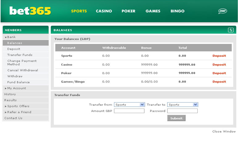 bet365 free money