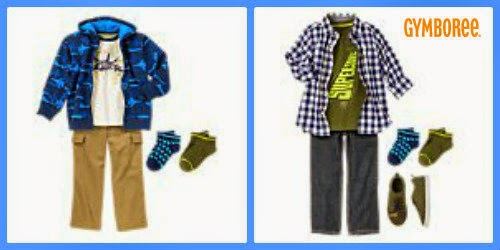 Gymboree Boys Outfits