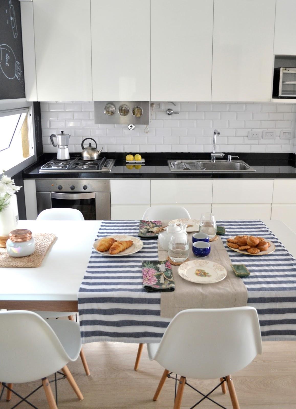 Alma deco buenos aires proyecto salguero cocina comedor for Muebles para cocina comedor
