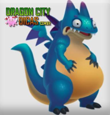 Dragão Gato Medroso - Informações
