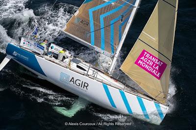 Fin de partenariat entre Adrien Hardy et Agir Recouvrement