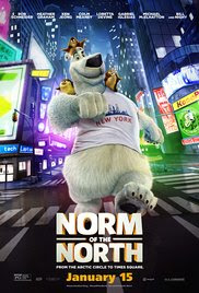 Norman del norte (Norm of the North) (2016)
