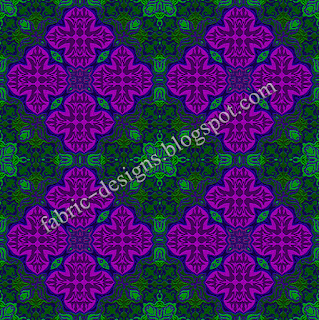 new geometric fabric patterns and designs