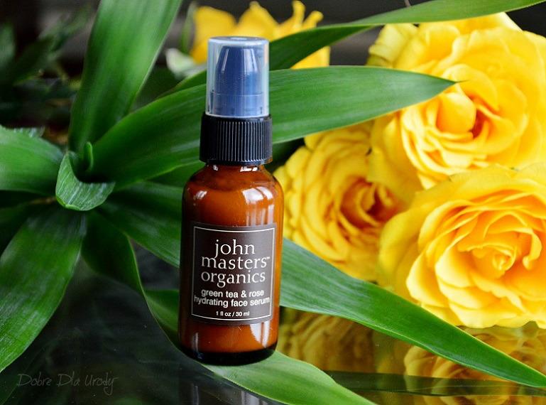 John Masters Organics Green Tea & Rose Hydrating Face Serum