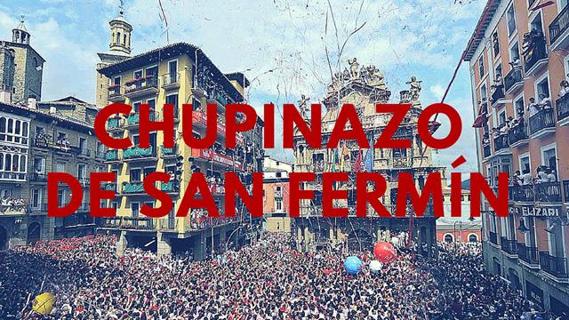 Chupinazo de San Fermín