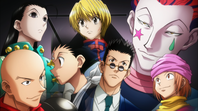 wallpaper hunter x hunter (hunter exam)