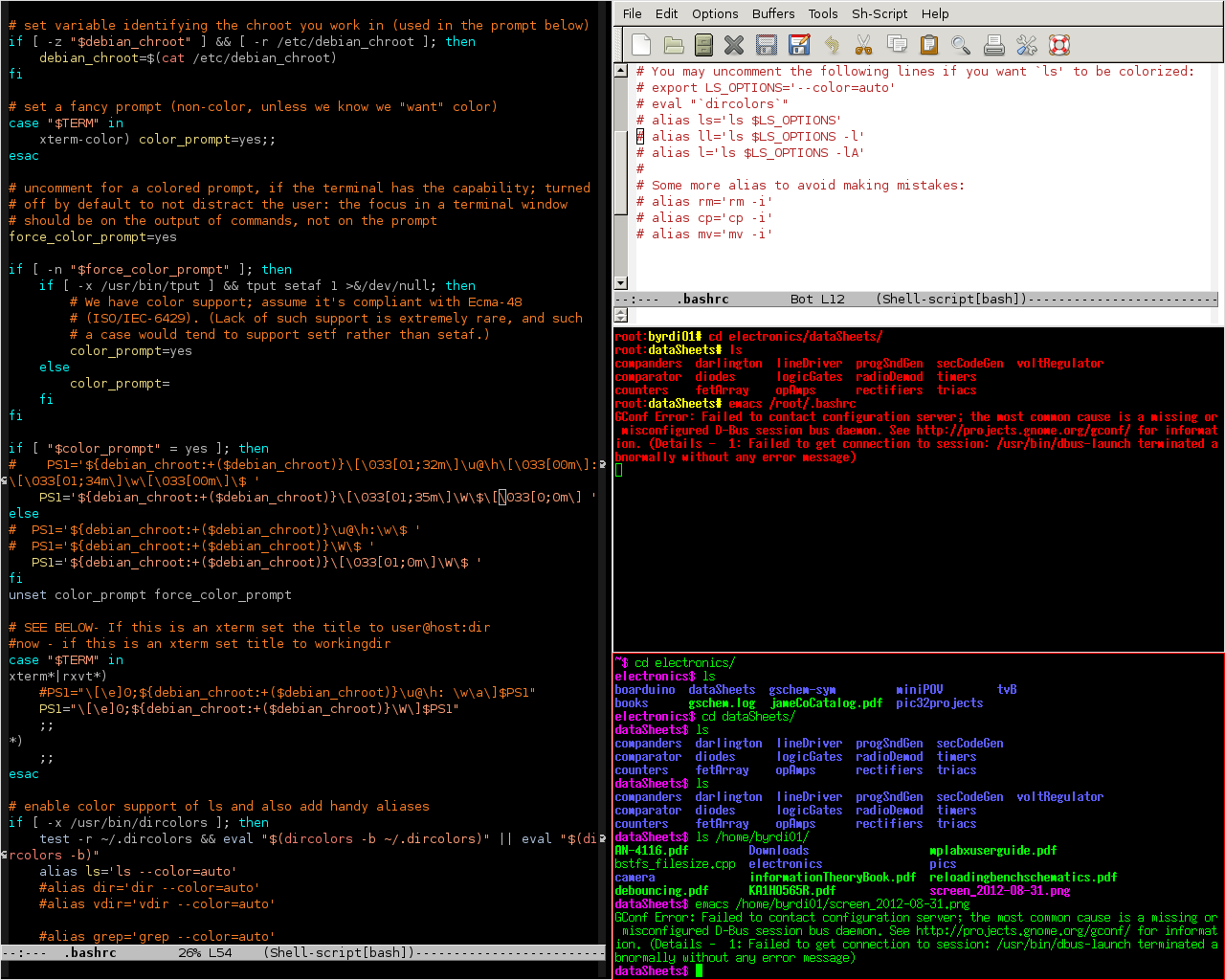 debian and electronics: August 2012