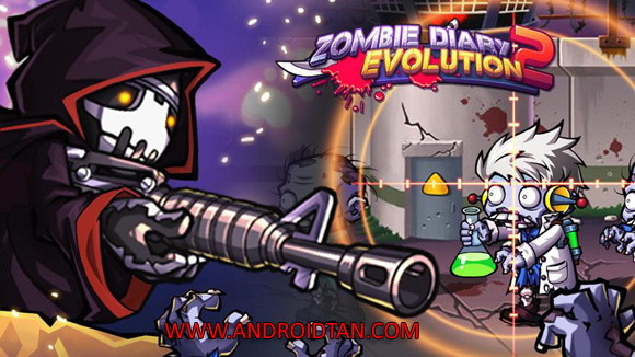 Free Download Zombie Diary 2 Mod Apk v1.2.2 Unlimited Money Terbaru 2017 Gratis