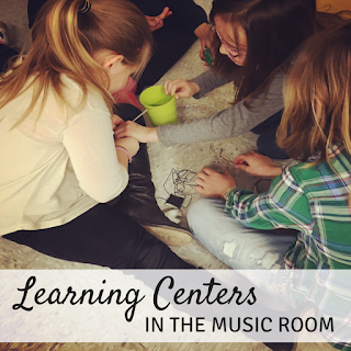 Learning Centers in the Music Room: A helpful podcast with specific ideas for intervention, stations, assessment, and more!